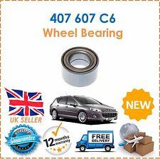 For Peugeot 407 607 & Citroen C6 2005 2010 Front Wheel Bearing x1 ABS New