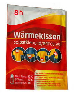 10-Pack-Waermekissen-bis-8-Std-Waermepflaster-Schmerzpflaster-Waermepads-Thermo