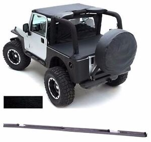Image Is Loading 1997 2006 Jeep Wrangler Amp Unlimited Bimini