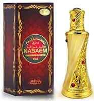Attar Nasaem, Alcohol Free Unisex Perfume Oil By Nabeel 15 Ml