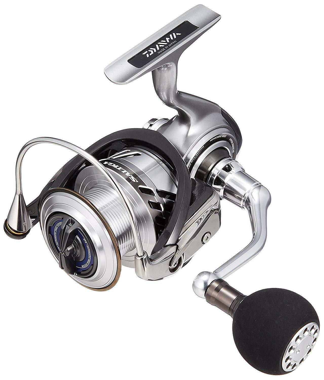 Daiwa 17 SALTIGA BJ 3500H Spinning Reel MAGSEELD ABS II SALT WATER New in Box