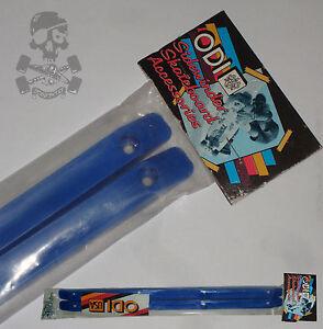 ODI-Skate-Rieles-Azul-039-De-los-anos-80-Railes-Deslizables-NOS