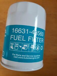 16631-43560 Filter Fuel Kubota