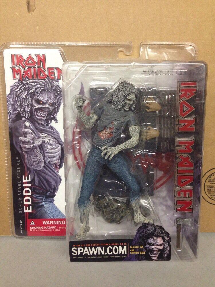 Iron Iron Iron Maiden Killers Eddie Figure Macfarlane Toys b6b314