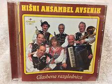 HAUSKAPELLE AVSENIK - HISNI ANSAMBEL AVSENIK - OBERKRAINER - SLOWENISCH - CD