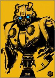 Blade Runner 2049 Movie Poster Art Print A0 A1 A2 A3 Maxi