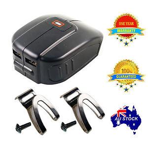 USB-Mobile-battery-charger-adaptor-for-Makita-14-4V-18V-BL1830-2-Belt-Hooks