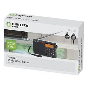 Pocket World Radio With Ssb Ham Radio Morse Code Long Wave And Air Band Ebay