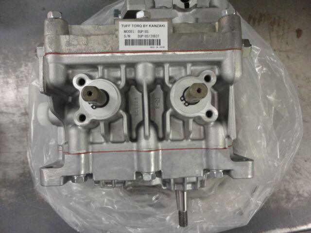 John Deere 737 Zero Turn Mower Hydrostatic Hydraulic Pump