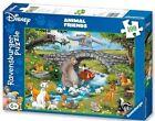Ravensburger 10947 - Puzzle die Familie der Animal Friends