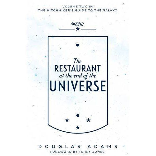 1 of 1 - NEW The Restaurant at the End of the Universe by Douglas Adams (Paperback, 2016)