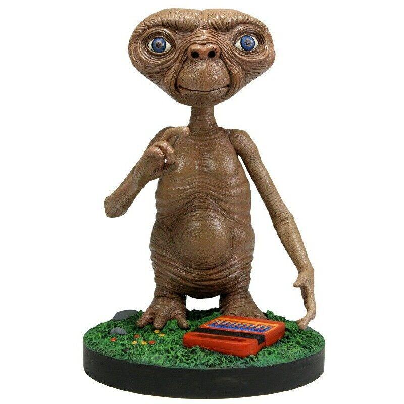 Neca - E.T. - Head Knocker - E.T. The Extra Terrestrial - New