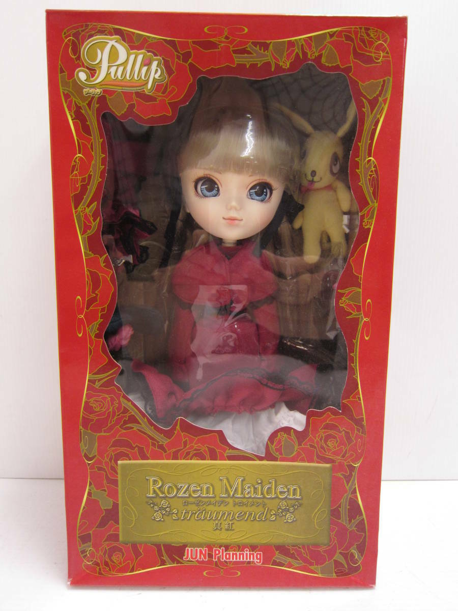 Pullip Rozen Maiden Shinku Doll Jun Planning F 567 Traumend Groove Pre owned