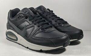 NIKE AIR MAX COMMAND LEATHER 001 NEGRO