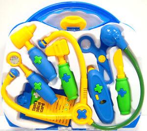 Docteur-Set-Kids-medical-case-infirmiere-Carry-Kit-Medic-CASE-Enfants-Jeu-de-Role-Cadeau