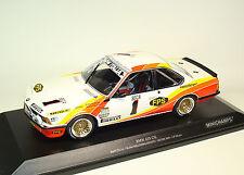 BMW 635 CSi E24 24H Spa 1983 BMW Italia Grano Kelleners Cecotto Minichamps 1:18