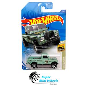 Green Baja Blazers 2020 B Case #3 Hot Wheels Land Rover Series III Pickup