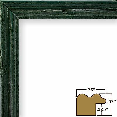 Craig Frames Various Traditional Green Wood Picture Frame Poster Frame 200ASHGR