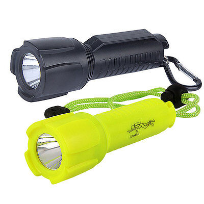 500LM CREE T6 LED Waterproof Underwater Scuba Diving Flashlight Torch Lamp Gift