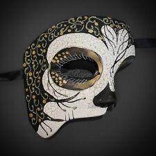Phantom of the Opera Mask, Phantom Masquerade ball Mask for Men M31167