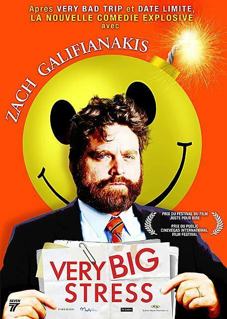 VERY BIG STRESS (Visioneers) // DVD neuf