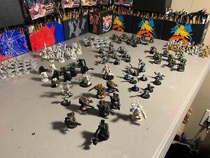Warhammer-40k-ORK-lot-Painboy-Snikrot-Weirdboy-gretchin-lot