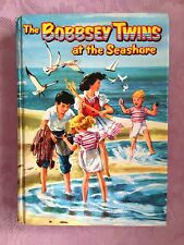 Vintage The Bobbsey Twins at the Seashore HC Book MCML 1950