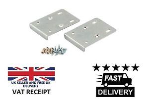 Kitchen Hinge Repair Kit Plate Cupboard Door Cabinet Screws High Quality New Ebay