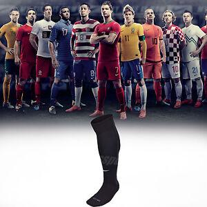 805e2872e9c4ab Nike Classic Football Dri-Fit Black Mens Socks Soccer Knee Socks ...