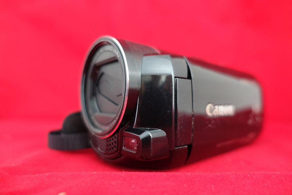 Digital videokamera og DVD optager, Canon, Lageria HF M52