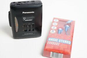 Panasonic-STEREO-CASSETTE-PLAYER-rq-p44-XBS-Walkman