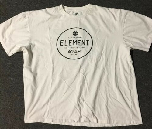 Element Skateboards Shirt XXL Bam Margera Nyjah Hu