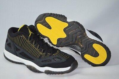 Nike Air Jordan Retro 11 Low Black and