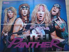STEEL PANTHER   /   ENDSTILLE    ___   1 Poster / Plakat    ___    45 cm x 58 cm