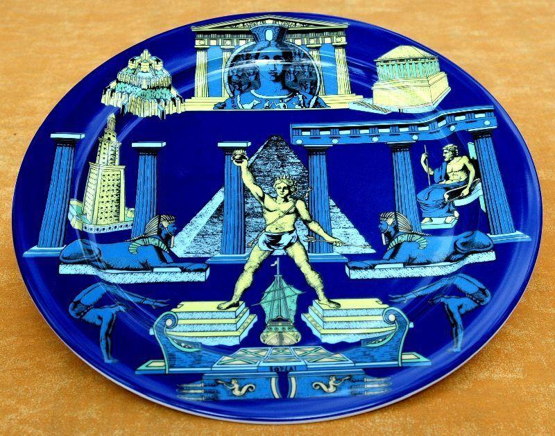 SIDON BOPLA  Porzellan MAXITeller Platzteller 31cm XXL EssTeller, Platte, NEU