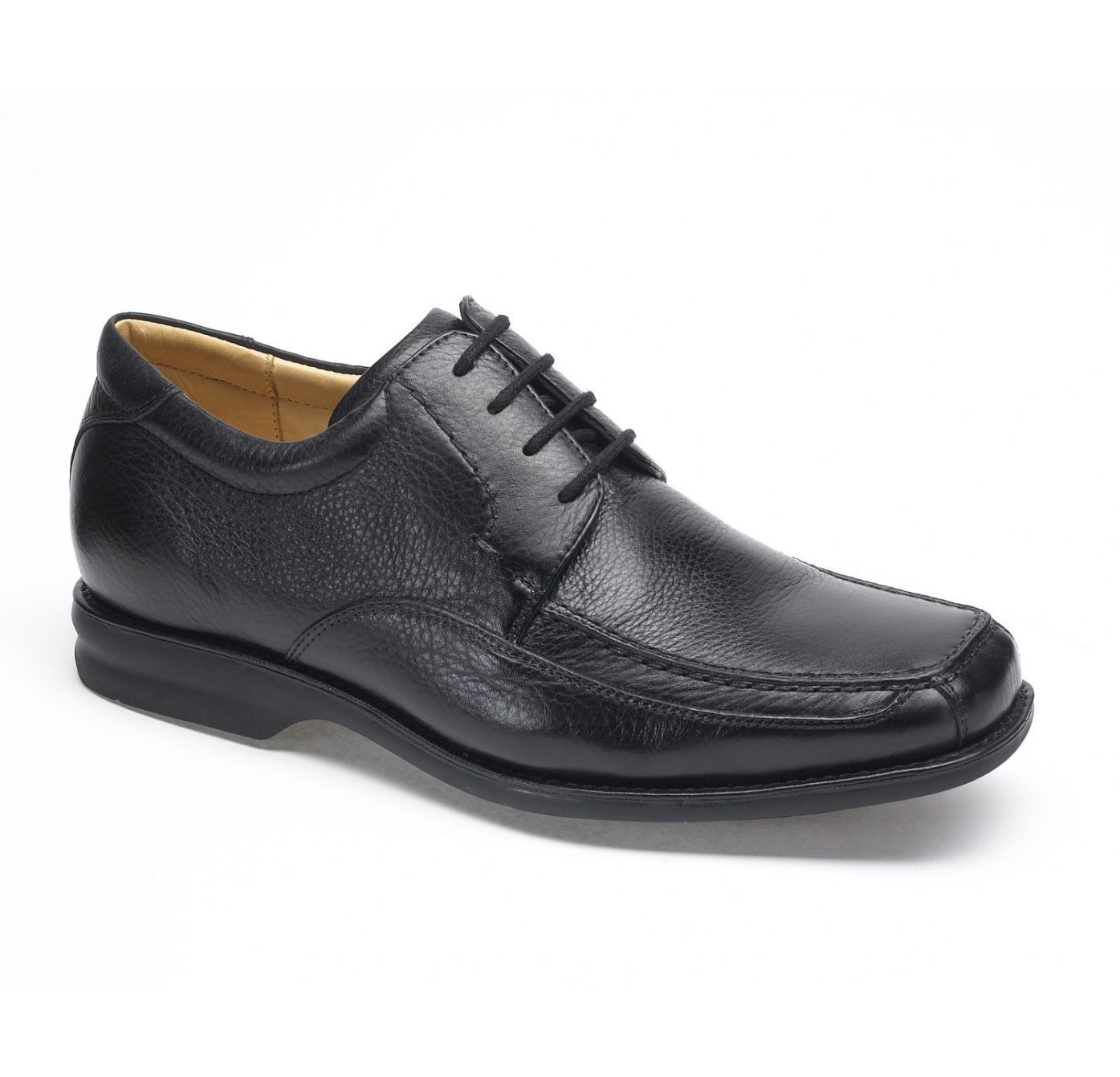 Anatomic & Co Goias Soft schwarz Leder lace ups Wide Fitting Schuhes rrp £129.95