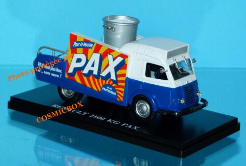 RENAULT 2500Kg R 2168 Advertising French old truck PAX lessive tour de France