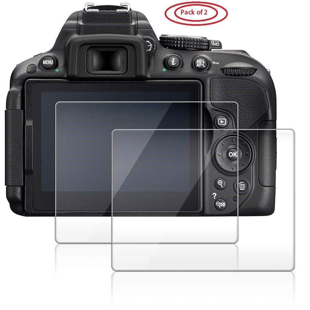 Soft Screen Protector for Nikon D5300/D5500/D5600 Digital Cameras