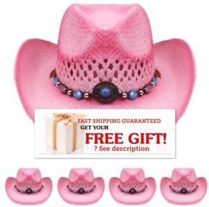 La foto se está cargando Western-Cowboy-Hat-Gorro-Gorra-Hombre -Mujer-Vaquera- c782b91fcd7