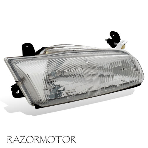 1997 1998 1999 Right Passenger Replacement Headlight For Toyota Camry w//Bulb
