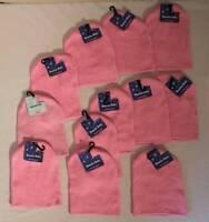 Wholesale Lot 12 Beanie Hats Winter Short Knit Skull Cap Pink Hat Caps Osfa