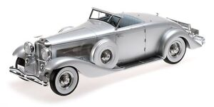 Duesenberg-Sjn-Supercharged-Convertible-Coupe-039-1936-Silver-1-18-Model-107150330