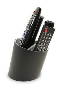 j-me-Tilt-Remote-Control-Tidy-Remote-Holder-and-TV-Remote-Organiser-Black-grey