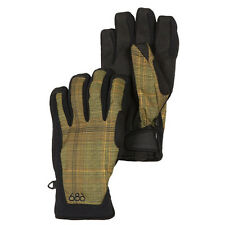 686 Forecast Pipe Gloves (L) Yellow
