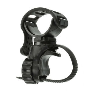 Bike-Bicycle-Flashlight-Torch-Light-Lamp-Mount-Clip-Stand-360-Bracket-Holder