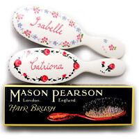 Personalised Mason Pearson Hairbrushes