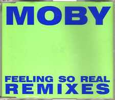 Moby - Feeling So Real (Remixes) - CDM - 1994 - Eurodance 4TR WestBam