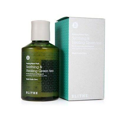 Blithe  Soothing & Healing Green Tea Wash Mask 200ml