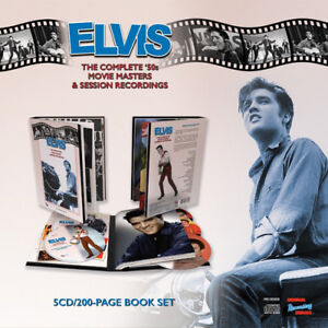 Elvis-Presley-The-Complete-039-50s-Movie-Masters-amp-Session-Recordings-CD-2018