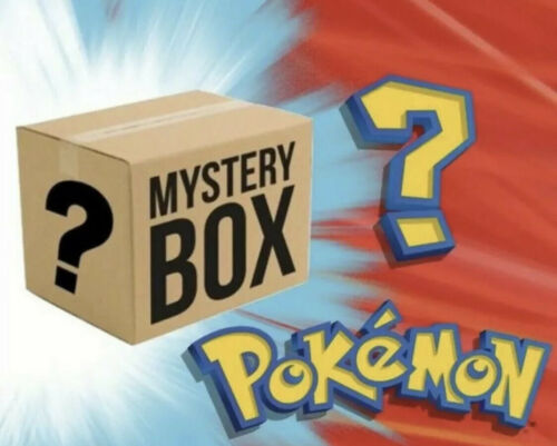 Guaranteed Ultra Rares And More!! Pokemon Mystery Box $24.98